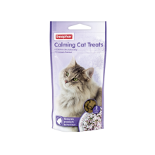 CALMING CAT TREATS BEAPHAR 35 GRS